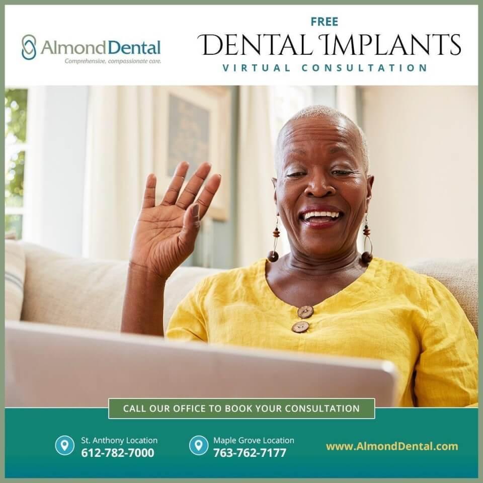 Dental Implants - Almond Dental