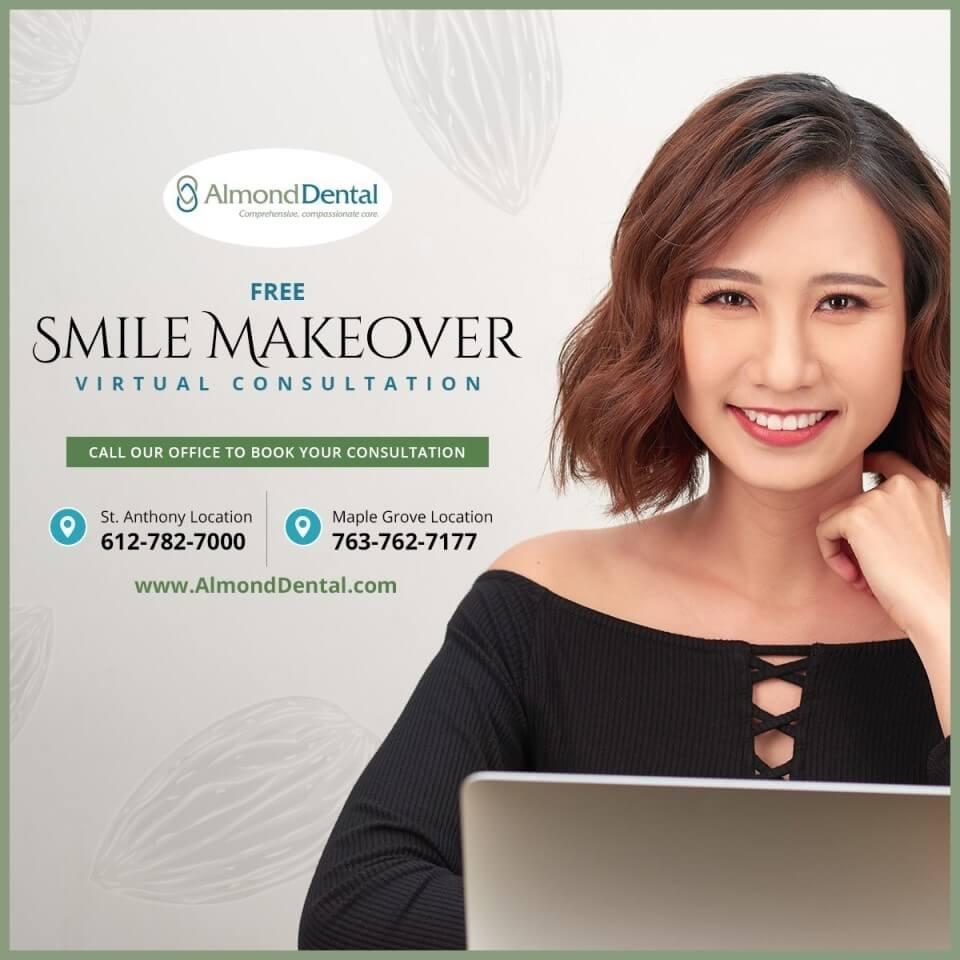 Smile Makeover - Almond Dental